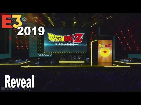 Dragon Ball Z Kakarot - Reveal Trailer E3 2019 [HD 1080P]