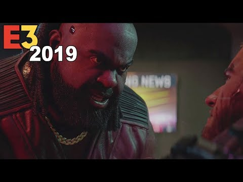 Cyberpunk 2077 - E3 2019 Cinematic Trailer [HD 1080P]