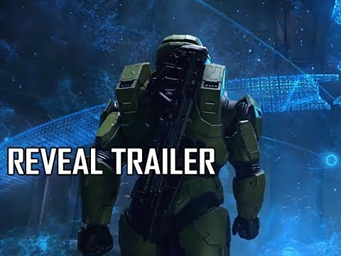 HALO INFINITE DISCOVER HOPE REVEAL TRAILER E3 2019