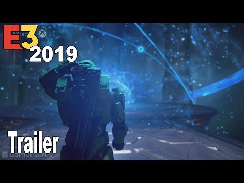 Halo Infinite - Cinematic Story Trailer E3 2019 [HD 1080P]