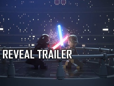 LEGO STAR WARS: THE SKYWALKER SAGA E3 Reveal Trailer