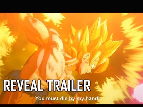 DRAGON BALL Z KAKAROT E3 2019 Reveal Trailer