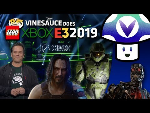 [Vinesauce] Vinny - E3 2019: Xbox Conference