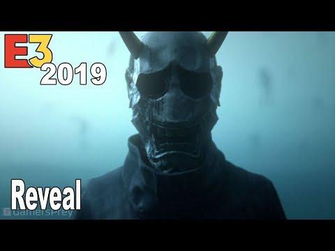 Ghostwire Tokyo - Reveal Trailer E3 2019 [HD 1080P]