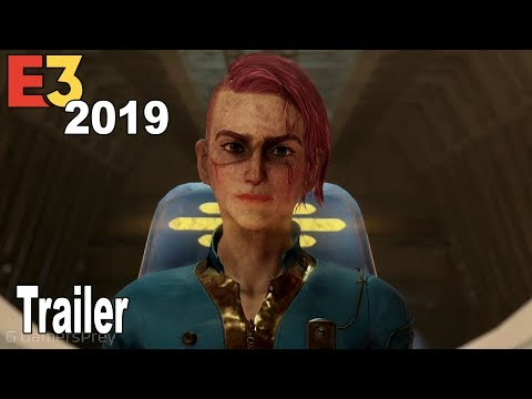 Fallout 76 - Battle Royale E3 2019 Trailer [HD 1080P]