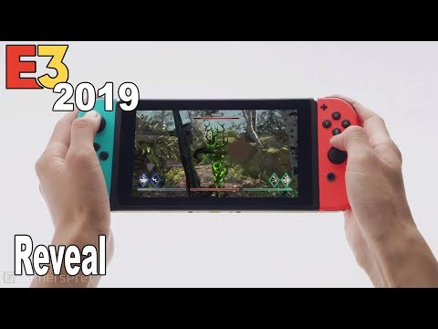 Elder Scrolls Blades - Nintendo Switch Reveal Trailer E3 2019 [HD 1080P]