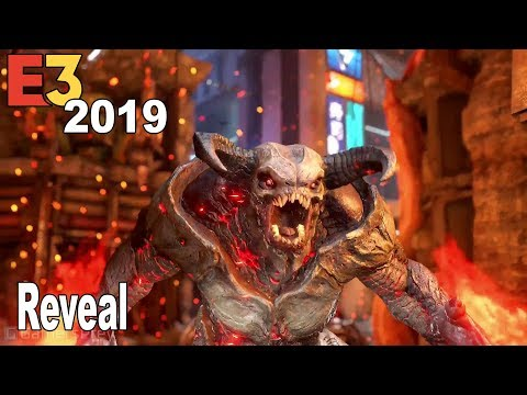 Doom Eternal - Battlemode Reveal Trailer E3 2019 HD 1080P]