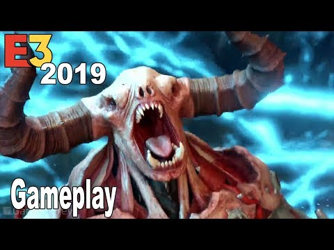 Doom Eternal - Gameplay Demo E3 2019 [HD 1080P]
