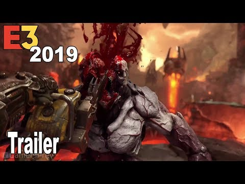 Doom Eternal - E3 2019 Trailer [HD 1080P]