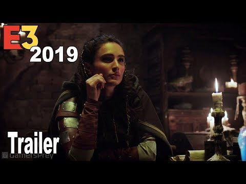 The Elder Scrolls Legends - E3 2019 Trailer [HD 1080P]