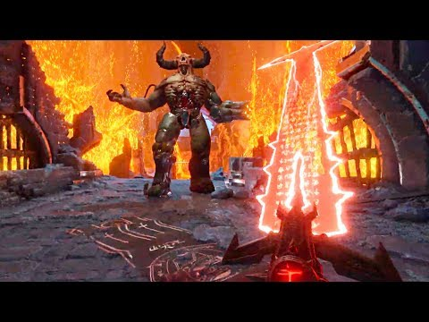 DOOM Eternal - E3 2019 Gameplay Demo (Bethesda Conference)