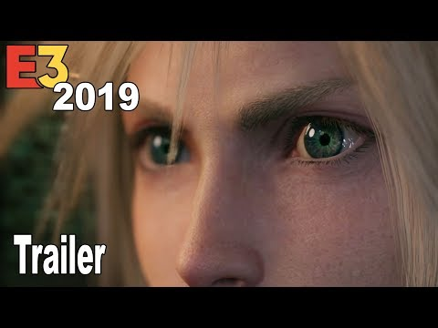 Final Fantasy VII Remake - Reunion Trailer [HD 1080P]