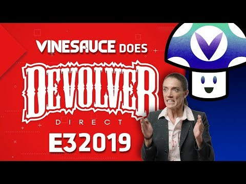 [Vinesauce] Vinny - E3 2019: Devolver... Conference?