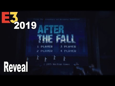 After the Fall - Reveal Teaser E3 2019 [HD 1080P]