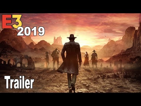 Desperados III - E3 2019 Trailer [HD 1080P]
