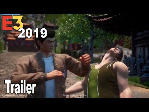 Shenmue 3 - E3 2019 Trailer [HD 1080P]
