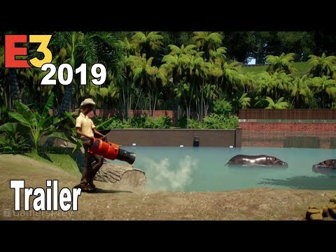 Planet Zoo - E3 2019 Gameplay Trailer [HD 1080P]