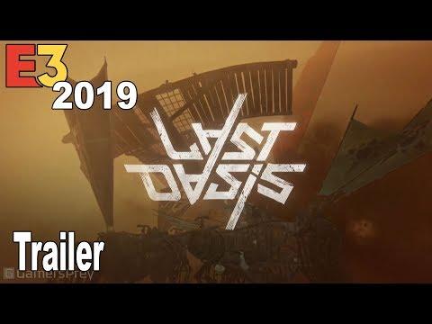 Last Oasis - E3 2019 Trailer [HD 1080P]