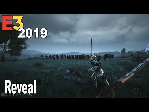Chivalry II - Reveal Trailer E3 2019 [HD 1080P]