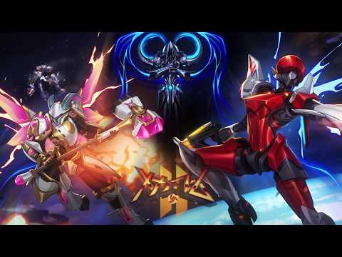 Heroes of the Storm cinematic video.