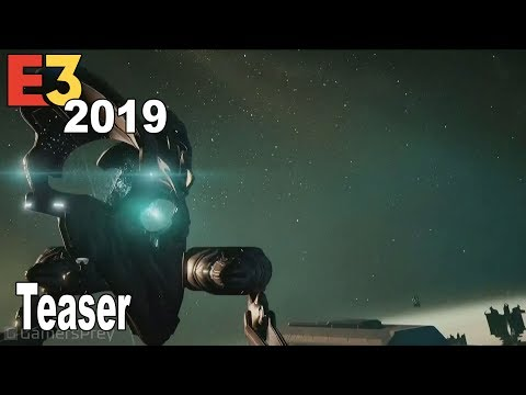 Warframe - Empyrean Reveal Teaser E3 2019 [HD 1080P]