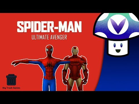 [Vinesauce] Vinny - Spider-Man Ultimate Avenger