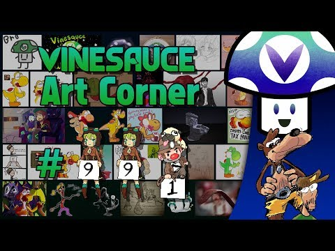[Vinebooru] Vinny - Vinesauce Art Corner (PART 991)