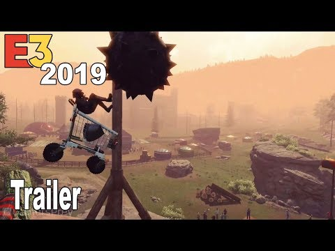 Trials Rising - Season 2 E3 2019 Trailer [HD 1080P]