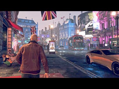 WATCH DOGS 3: LEGION - E3 2019 Gameplay Demo (Ubisoft Conference)