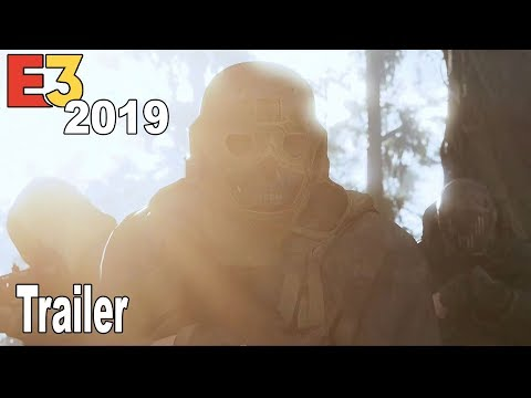 Ghost Recon Breakpoint - Ghosts Never Die E3 2019 Trailer [HD 1080P]