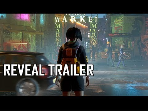 WATCH DOGS: LEGION GAMEPLAY TRAILER E3 2019