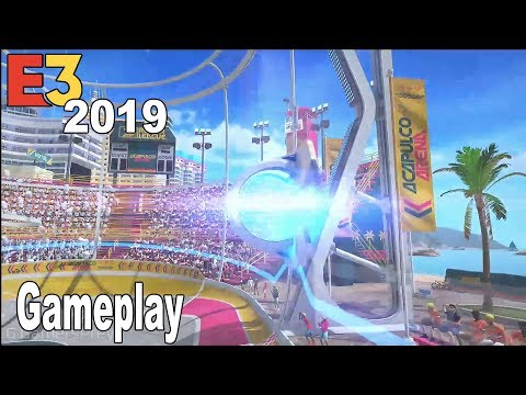 Roller Champions - E3 2019 Gameplay [HD 1080P]
