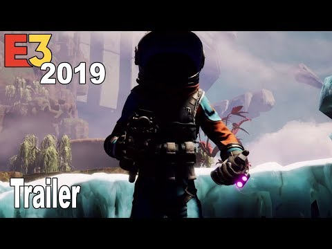 Journey to the Savage Planet - Gameplay Trailer E3 2019 [HD 1080P]