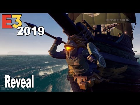 Sea of Thieves - Spartan Ship Set Reveal Trailer E3 2019 [HD 1080P]