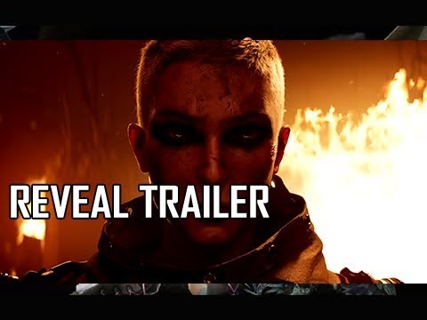 OUTRIDERS REVEAL TRAILER E3 2019