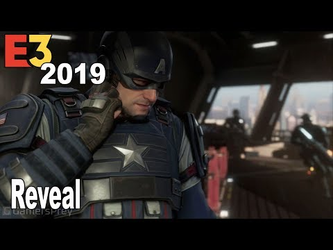Marvel Avengers - Reveal Trailer E3 2019 [HD 1080P]