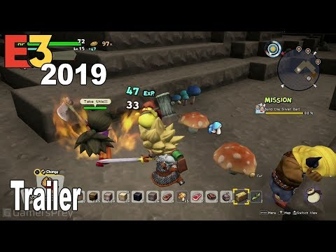 Dragon Quest Builders 2 - E3 2019 Trailer [HD 1080P]