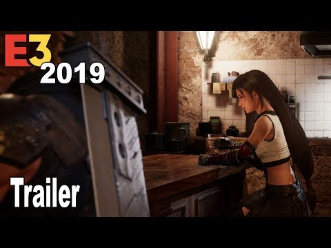 Final Fantasy VII Remake - Extended E3 2019 Trailer [HD 1080P]