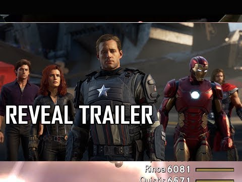 MARVEL'S AVENGERS A-DAY REVEAL TRAILER E3 2019