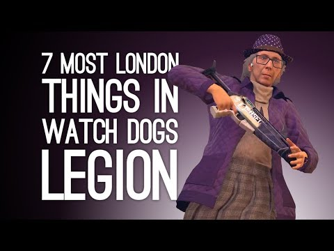 Watch Dogs Legion: 7 Most London Things in Watch Dogs 3