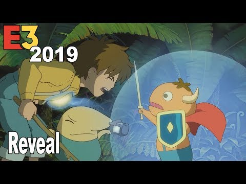 Ni no Kuni: Wrath of the White Witch Remastered - Reveal Trailer E3 2019 [HD 1080P]