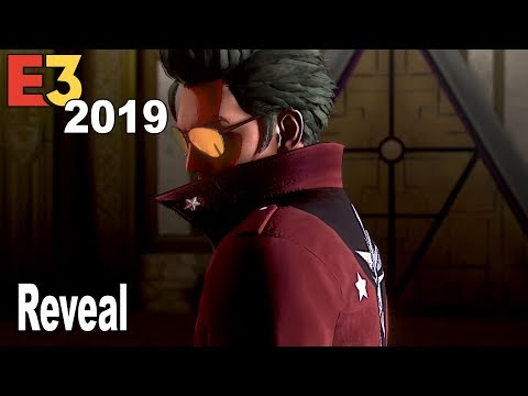 No More Heroes III - Reveal Trailer E3 2019 [HD 1080P]