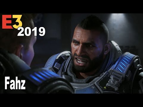 Gears 5 - Meet Fahz Cinematic E3 2019 [HD 1080P]