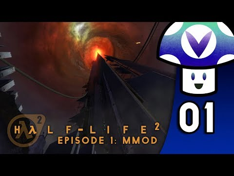 [Vinesauce] Vinny - Half-Life 2: Episode 1 MMod (PART 1)