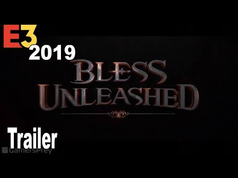 Bless Unleashed - E3 2019 Trailer [HD 1080P]