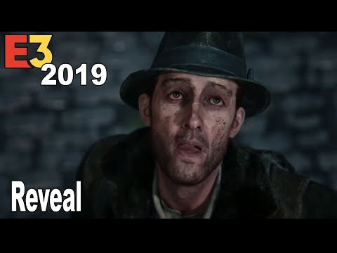 The Sinking City - Nintendo Switch Reveal Trailer E3 2019 [HD 1080P]