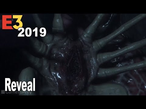 Alien Isolation - Nintendo Switch Reveal Trailer E3 2019 [HD 1080P]