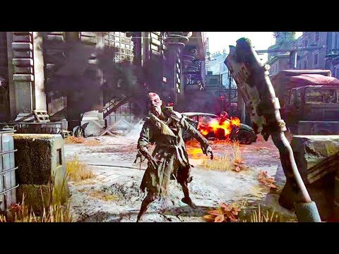 DYING LIGHT 2 - E3 2019 Gameplay Demo