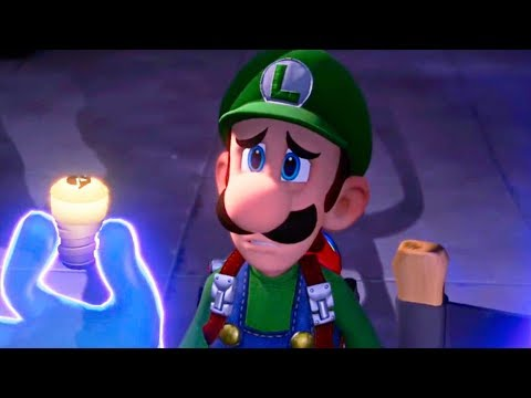 Luigi's Mansion 3 - E3 2019 Gameplay Demo