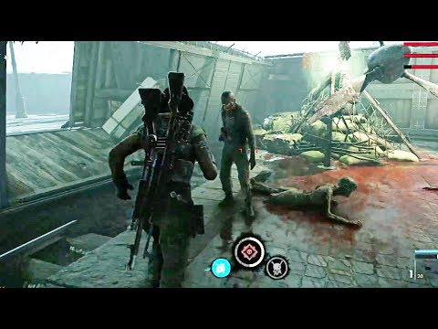 ZOMBIE ARMY 4: DEAD WAR - E3 2019 Gameplay Demo